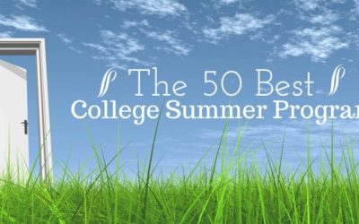 The 50 Best College Summer Programs