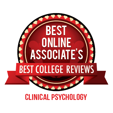 associates degrees in clinical psychology