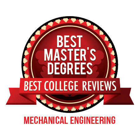 35 Best Master S Degrees In Mechanical Engineering Best College Reviews